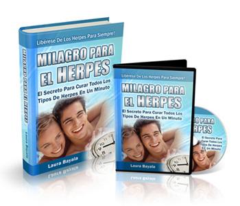 milagro para el herpes